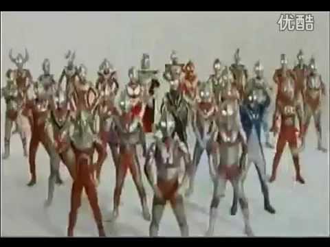 鹹蛋超人騎馬舞…連奧特曼都淪陷了…
