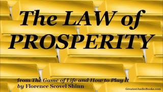 THE LAW OF PROSPERITY - AudioBook | Wealth * Money * Success * Business * Law of Attraction