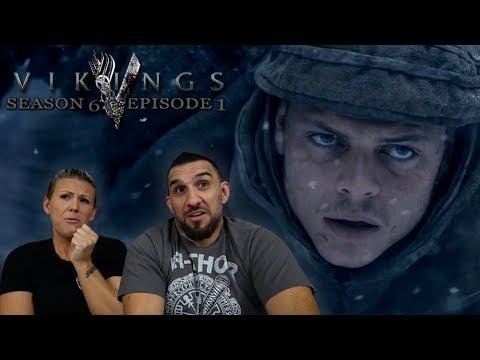 Vikings Season 6 Episode 1 'New Beginnings' Premiere REACTION!!