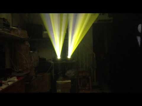 Đèn led Sirius 75w chiếu gobo đẹp cho sân khấu