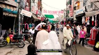 A Glimpse Of The City of Jhelum, Pakistan