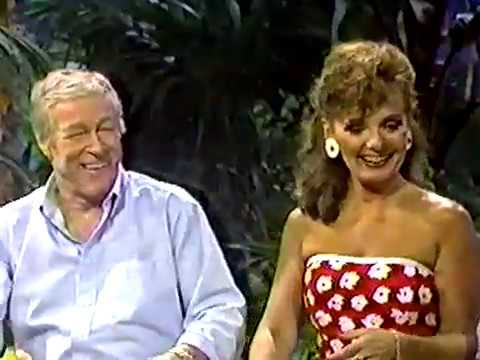 1966-67 Television Season 50th Anniversary: Gilligan's Island (Late Show 5/17/88: Johnson & Wells)