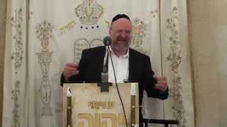 """הרב ברוך רוזנבלום – פרשת בראשית (ה'תשע""""ה)"""