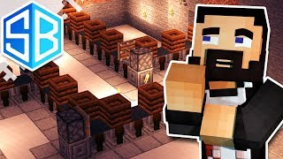 HOW TO BUILD A CONVEYOR BELT FOR A FACTORY IN MINECRAFT - Sourceblock