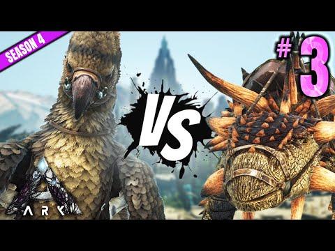 ANKY vs ARGY RACE     Part 3     Ark: Survival Evolved [Co-Op Season 4]