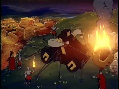Los Guarda Historias - Listos Apunten Fuego - Parte 2