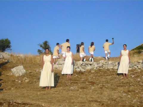Τα Λύκαια: Οι πανάρχαιοι αγώνες πολιτισμού και αθλητισμού Video