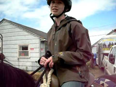 Horse beach ride Pacfic City Oregon Coast