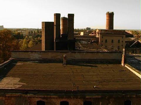 Lost Place - Malzfabrik im Oktober 2011