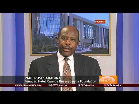 Paul Rusesabagina: A Lesson from Hotel Rwanda