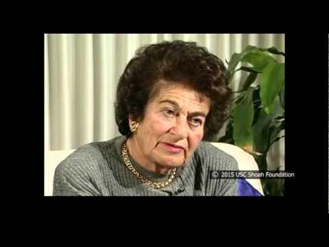 ניצולת השואה, גרדה קליין, מספרת על הפגישה הראשונה עם הקצין האמריקאי קורט קליין, לימים בעלה