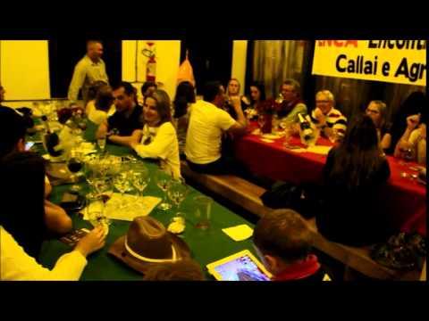 Vinícola Fin - Encontro da família Callai - ...