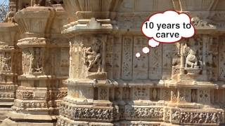 Chittorgarh India  city images : Tour The Biggest Fort in India: Astonishing UNESCO Chittorgarh Fort