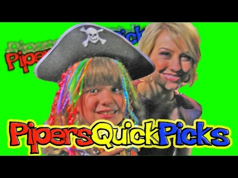 CHELSEA KANE Interview DWTS, Fish Hooks, JONAS and PIRATES INTERVIEW w TWEEN PIPER REESE! (PQP #053)