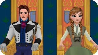 King Hans? Elsa & Anna of Arendelle Episode 21 Frozen Princess Play Doh Toy Surprise Eggs Parody