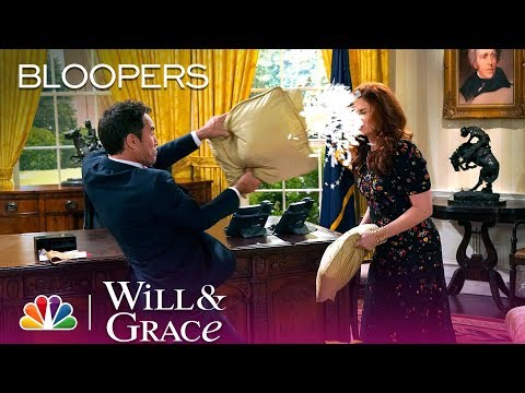 Will & Grace - Outtakes and Bloopers: Episode 1 (Digital Exclusive)