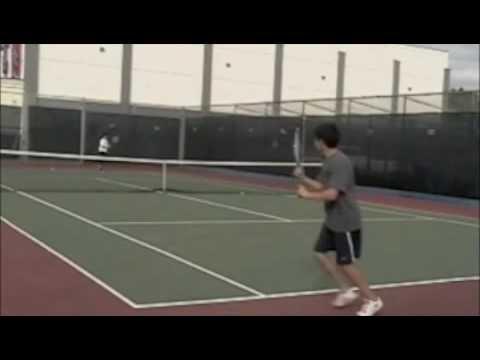 Tennis Video Kayvon and Alex