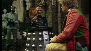 Davros the Great Healer