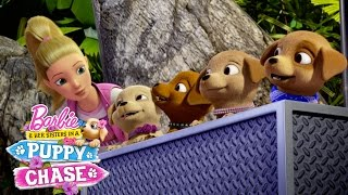 Nonton Barbie & Her Sisters in a Puppy Chase Trailer | Barbie Film Subtitle Indonesia Streaming Movie Download
