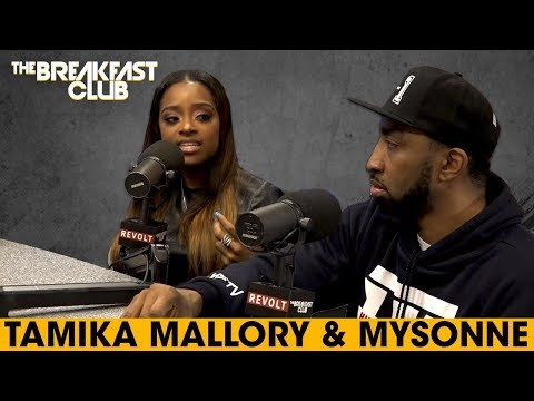 Tamika Mallory & Mysonne Discuss Racist Mentality In America And Marching For Justice