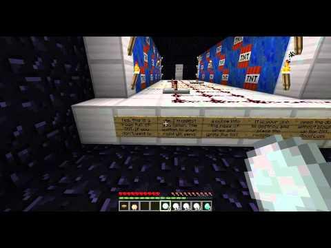 【Minecraft】砂漠のパズル第2話