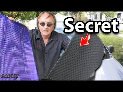 The Secret to Turn a Normal Car into a Luxury Car - Sound Proofing