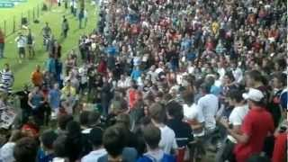 TUKS vs MATIES Varsity cup final - crowd brawl