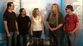 Video TV ROCKPARÁDA 10/2012 - Magda Bártková, Lukáš Jindra