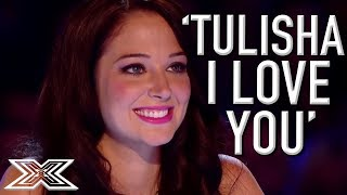 Video LOVE Is In The Air In The X Factor Audition Room (ft. SURPRISE TATTOO) | X Factor Global MP3, 3GP, MP4, WEBM, AVI, FLV September 2019