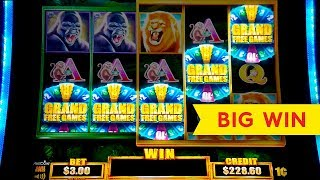 Video Tarzan Grand Slot - 5 SYMBOL TRIGGER - BIG WIN BONUS! MP3, 3GP, MP4, WEBM, AVI, FLV Juli 2019