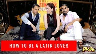 HOW TO BE A LATIN LOVER! Escucha 107.1fm LA SUAVECITA De LOS ANGELES, encuentra tu radio local www.elshowdepiolin.net.