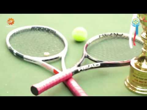 Phóng Sự Tennis Doanh Nghiệp Tân Phú TP. HCM 2018