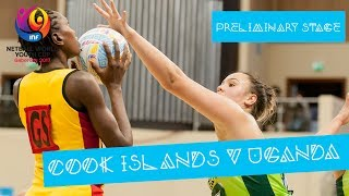 Watch LIVE as Cook Islands and Uganda battle it out in #NWYC2017 preliminary round. Watch LIVE as #NWYC2017 kicks off in Gaborone. Photo by BenDan ...