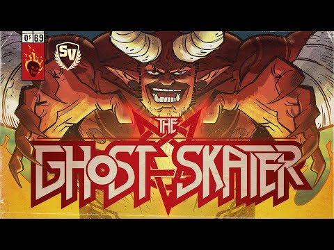 THE GHOST SKATER - SOCIETY OF VIRTUE