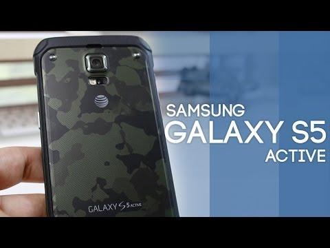 Samsung Galaxy S5 Active Colors  photos