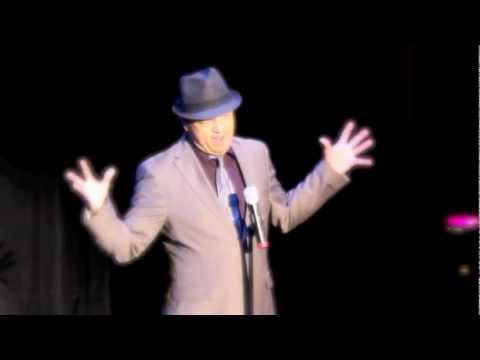 Paul Rodriguez Funny true Comedy about immigration
