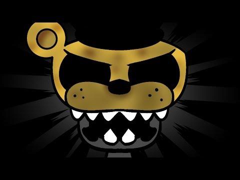 Ignited Golden Freddy Destroys Everything!- Minecraft FNAF Roleplay