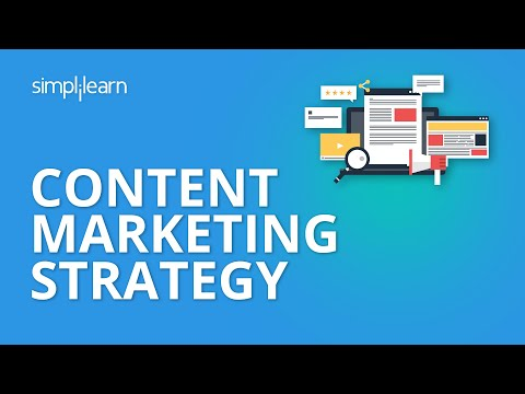 Content Marketing And Social Media | Content Marketing Tutorial | Simplilearn