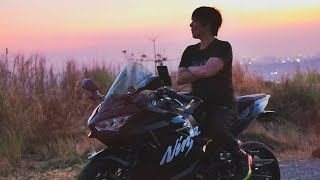 9. Ninja 400 WINTER TEST EDITION 2020 Kawasaki N4 | 5'5 Height Sitting Posture & WalkAround Philippines
