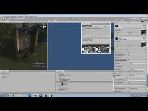 preview-Unity 3D Tutorials - The Beast Lightmapping Feature (TechzoneTV)