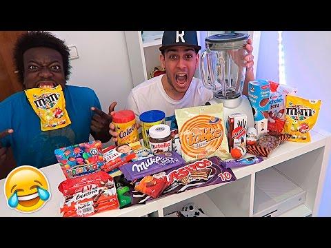 mezclamos todos los chocolates!! (saldra bueno?)
