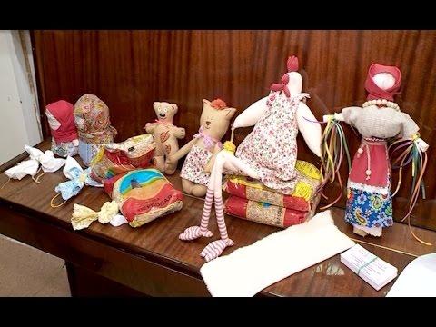 В библиотеке Читай-город накануне Рождества прошел благотворительный мастер-класс по созданию игрушки
