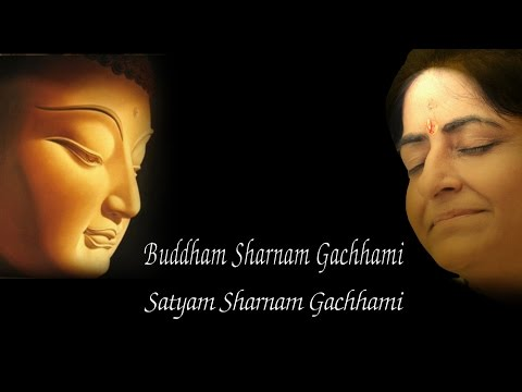 Spiritual Bhajan Song Buddham Sharnam Gachhami Indian Meditation Music-Prernamurti Bharti Shriji