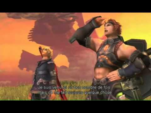Xenoblade Chronicles - Extrait 2