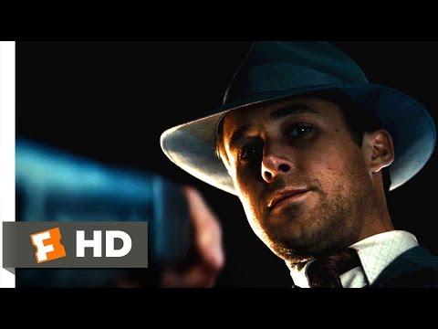 Gangster Squad (2013) - Gangster Warfare Scene (2/10) | Movieclips