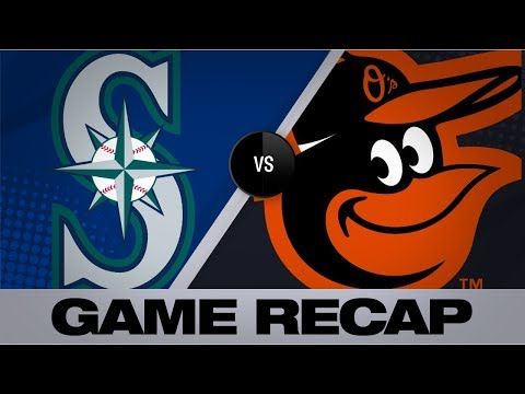 Video: Santander and Alberto go yard in 5-3 victory | Mariners-Orioles Game Highlights 9/20/19