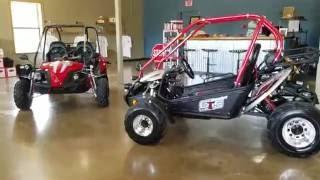 10. Hammerhead Offroad GTS150 Go Cart Comparison Video