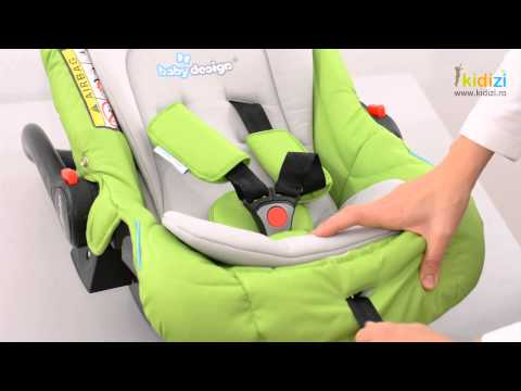 Prezentare video Baby Design scaun auto Dumbo