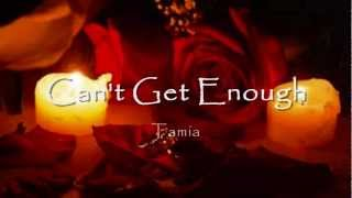 Cant Get Enough (with lyrics), Tamia [HD]