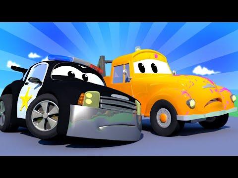 Video La Super Patrulla - Un Corredor a Toda Velocidad en Auto City! - Auto City | Dibujos animados download in MP3, 3GP, MP4, WEBM, AVI, FLV January 2017